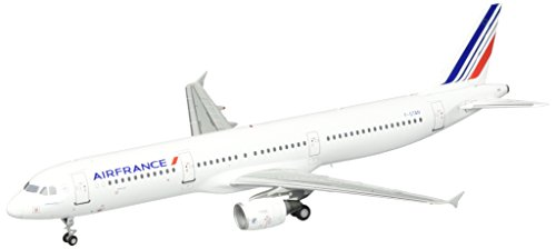Gemini200 Air France A321 New Livery Airplane Model (1:200 Scale)