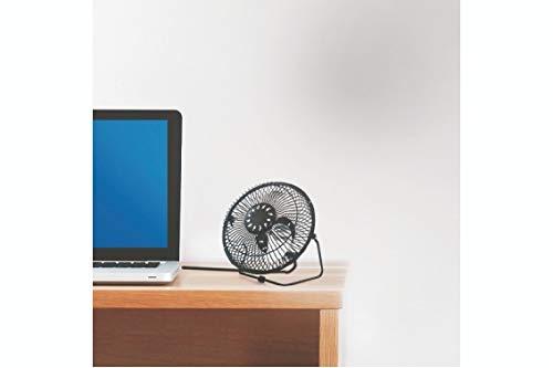 Mini ventilador USB 5 W 2 Ass.eolo Kooper 2194699