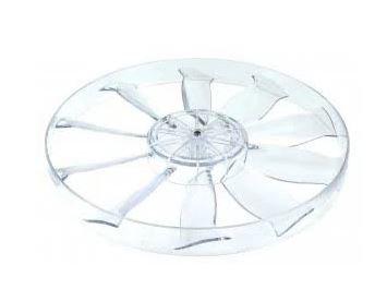 Fan-Tastic Vent K1137-00 Clear Fan Blade Kit