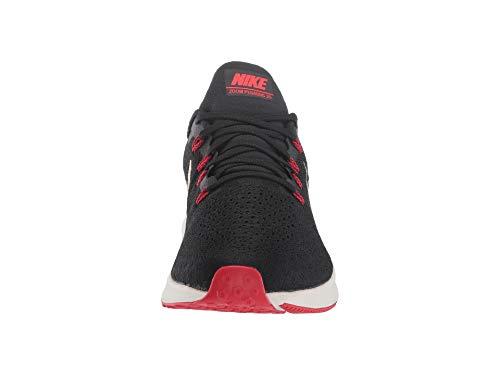 Nike Air Zoom Pegasus 35 Sz 6 Mens Running Black/Metallic Gold-University Red Shoes by Nike (Image #4)