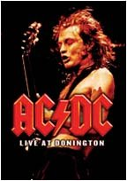 AC/DC - Live at Donington 30'' x 40'' Textile/Fabric Poster by LPGI