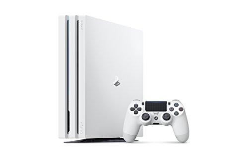 プレイステーション4 Pro本体 グレイシャー・ホワイト(HDD 1TB/CUH-7100BB02)
