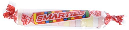 Smarties Candy Rolls, Bulk, 1 Lbs, 1 Pound (Smarties Rolls Candy)