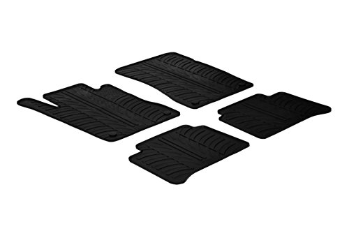 Price comparison product image Gledring 2003-2009 Mercedes Benz E-Class (W211 ) Custom Fit All Weather Floor Mats