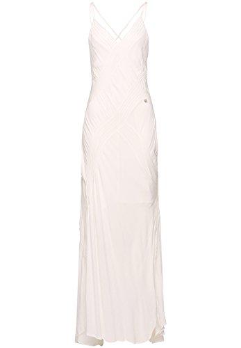 1384DR161 NENCIA Kleid 109 Damen khujo weiß 109OFFWHIT ftqw6Pp