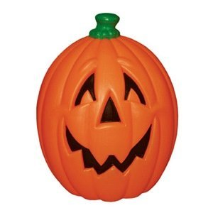 General Foam Plastics H7007TS Light Up Pumpkin Figurine, 23-Inch,