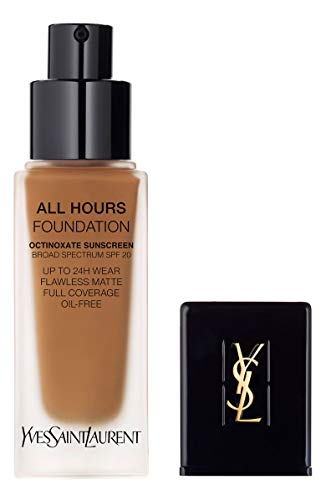 Yves Saint Laurent All Hours Full Coverage Matte Foundation SPF 20 - Chocolate