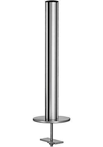 Novus Dahle Monitorhalter, Silber, 84.5 x 5.1 x 5.1 cm