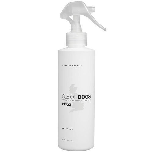 Isle of Dogs Coature No. 63 Detangle Conditioning Mist for Matted Dog Hair by Isle of Dogs