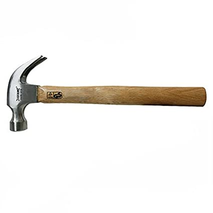 Silverline HA06B Hardwood Claw Hammer 24 oz