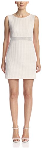 A.B.S. by Allen Schwartz Women's Sheath Dress, Tan, L