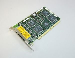SUN - PCI Quad FastEthernet Card, 270-4366-04 rev 02 - 270-4366-04 by SUN (Image #1)