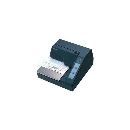 Epson TM-U295-272 Receipt Printer 7-pin – 0 lpm Mono – Serial – NO Power Supply Included – Dark Gray C31C163272