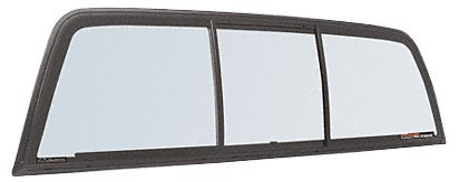 - CRL 1988-2000 Chevy/GMC C/K Cab POWR-Slider - Solar Glass