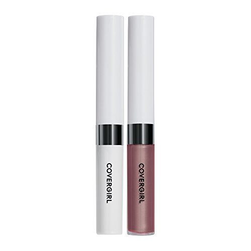 COVERGIRL Outlast Illumia All-Day Moisturizing Lip Color, Twilight Coffee  .13 oz (4.2 g)