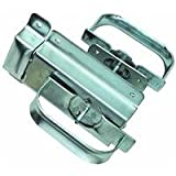 National Hardware N101-600 V25 Swinging Door Latch in Zinc plated