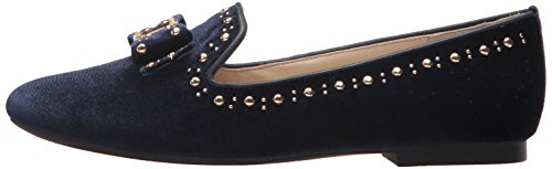 Pictures of Cole Haan Women's Tali Bow Stud W09619 Blue Velvet 5