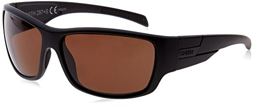 Smith Optics Elite Frontman Tactical Sunglass, Polarized Brown, - Sunglasses Com Smith