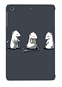 Hot Mouse Types First Grade Tpu Phone Case For Ipad Mini/mini 2 Case Cover