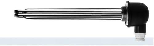 chauffage central 3x2,0kW 3x2000W 230V avec un capot 6//4/'/' R/ésistance /électrique pour ballon chauffe-eau