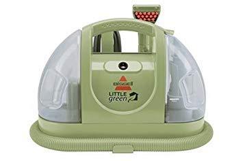 little bissell green machine - 5