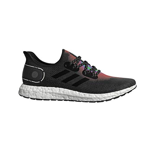 adidas SPEEDFACTORY AM4 Brooklyn Ballet Shoe - Men's Running Core Black/Hi Res Red ()