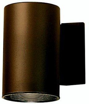 Kichler 9234AZ Cylinder Wall Mount Sconce, 7