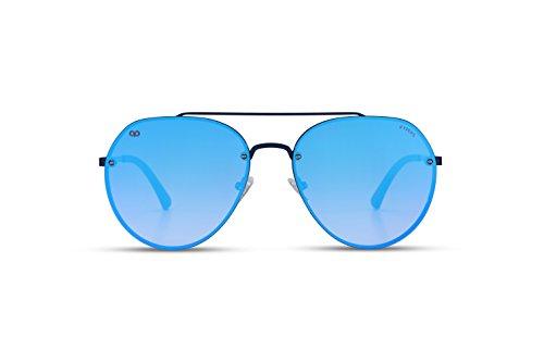 KYPERS soleil Homme de unique taille 002 Bleu Lunettes ACrqtnwA