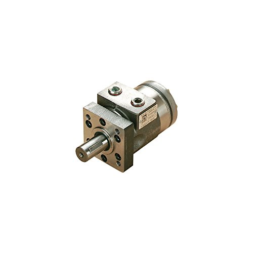 [해외]Prince Manufacturing CMM50-4RP 4 볼트 플랜지 유압 제로 터 모터, 3.0 cu. /Prince Manufacturing CMM50-4RP 4 Bolt Flange Hydraulic Gerotor Motor, 3.0 cu. in. Displacement, Gloss Black