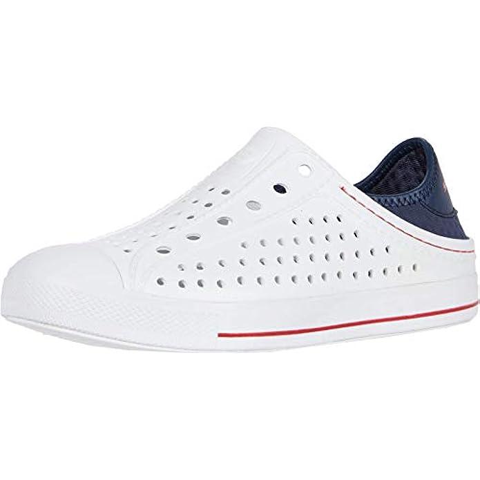 Skechers Unisex-Child Guzman Steps-Aqua Surge Sneaker