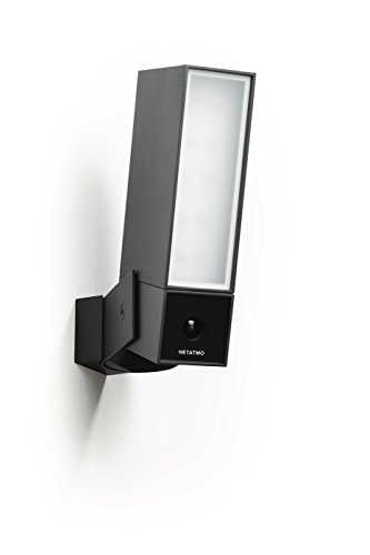 Outdoor security camera - Netatmo Presence