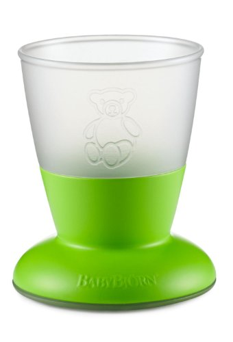 BABYBJORN Cup Green Discontinued Manufacturer