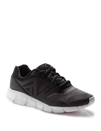 Negro Mujer De White Para Fila Zapatillas Black Running xUIqpXP7