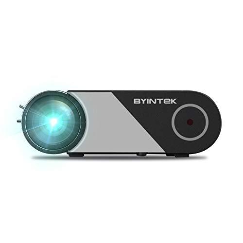 Lipa K9 beamer projector Multiscreen 720P / Koppel een extra scherm met Screen mirroring / 1280 x 720P / Met Keystone…