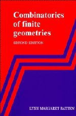 Combinatorics of Finite Geometries