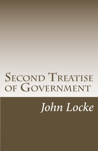 Read Online Second Treatise of Government PDF