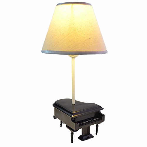Giftgarden Friends Gifts Piano Decor Table Lamps For
