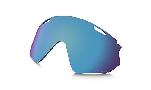 Oakley Wind Jacket 2.0 Replacement Lens Prizm Sapphire & Cleaning Kit - Wind Jacket 2.0 Oakley