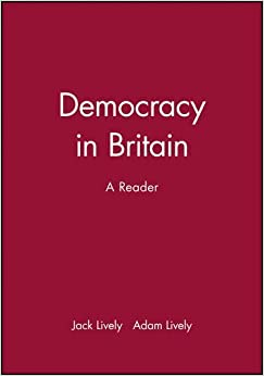 Book Democracy In Britain: A Reader (Advances in Theoretical and Applied) (2009-03-01)