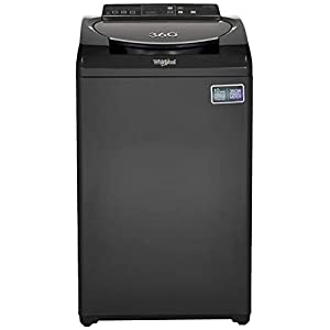 Whirlpool 6.5 Kg Fully-Automatic Top Loading Washing Machine (360 degree BLOOMWASH ULTRA SC 6.5 10YMW, Graphite, Inbuilt…