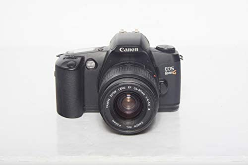 Canon EOS Rebel G Film SLR Cámara Kit con Objetivo de 35 – 80 mm ...