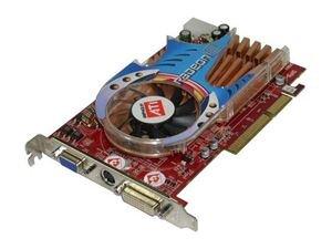 DIAMOND X1300AGP512SB DIAMOND X1300AGP512SB Radeon X1300 512MB 128-bit GDDR2 AGP 4X/8X Video
