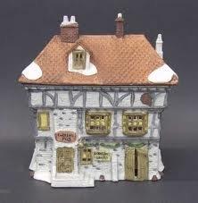 56' Video (Department 56 'Tuttle's Pub' 6507-2 Dickens' Village Series)