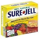 Kraft Gelatin Sure Fruit Pectin Jelly, 1.75 Ounce -- 24 per case. by Kraft