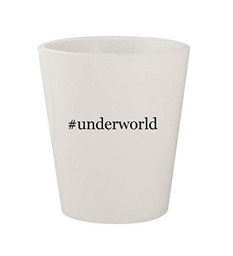 Kate Beckinsale Underworld Costumes - #underworld - Ceramic White Hashtag 1.5oz