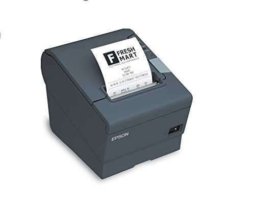 Epson C31CA85084 TM-T88V Thermal Receipt Printer (USB/Serial/PS180 Power Supply) - Epson Thermal Receipt Paper