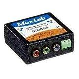 Muxlab - 500055 - Product - Component Video/ir Pass Thru F