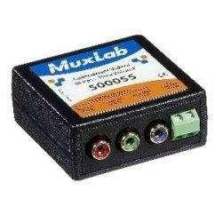 Muxlab - 500055 - Product - Component Video/ir Pass Thru F by Muxlab (Image #1)