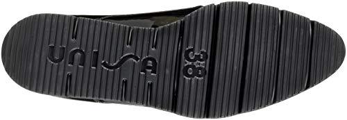 Black Unisa Stringate f18 Scarpe pa Black Derby Donna Caler Nero xCSBxr8