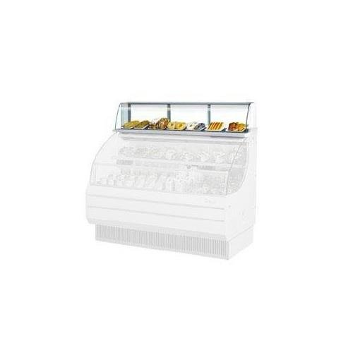 (TOMD40H 39 Non Refrigerated Top Case for Open Display Merchandiser: Slim Line White)